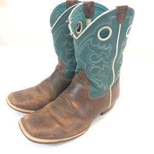 Ariat Fat Baby Leather western Boots